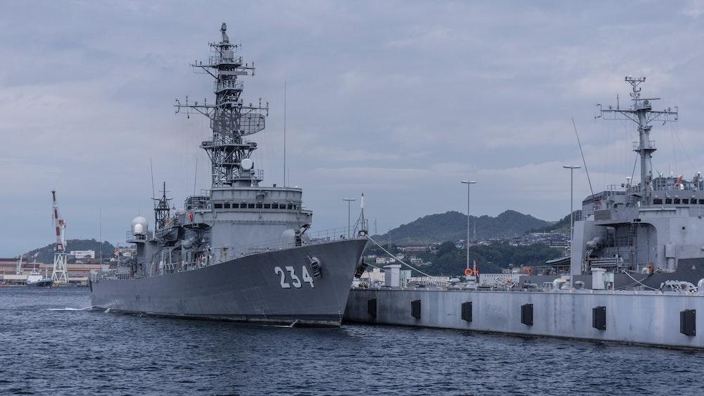 中国の海軍戦略と日本の安全保障