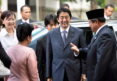 日本型価値観外交の構想