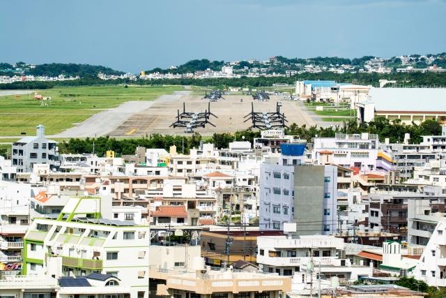 沖縄の基地負担と向き合う時