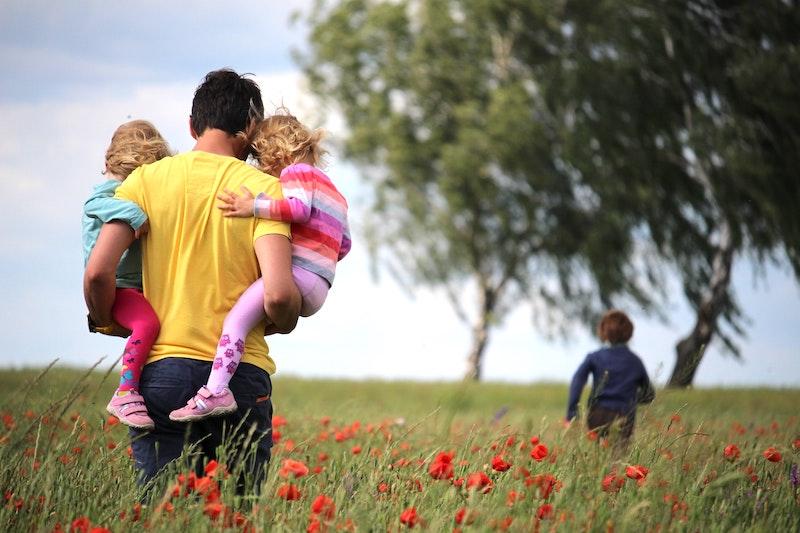 父親が子供の発達に独自に影響を及ぼす可能性