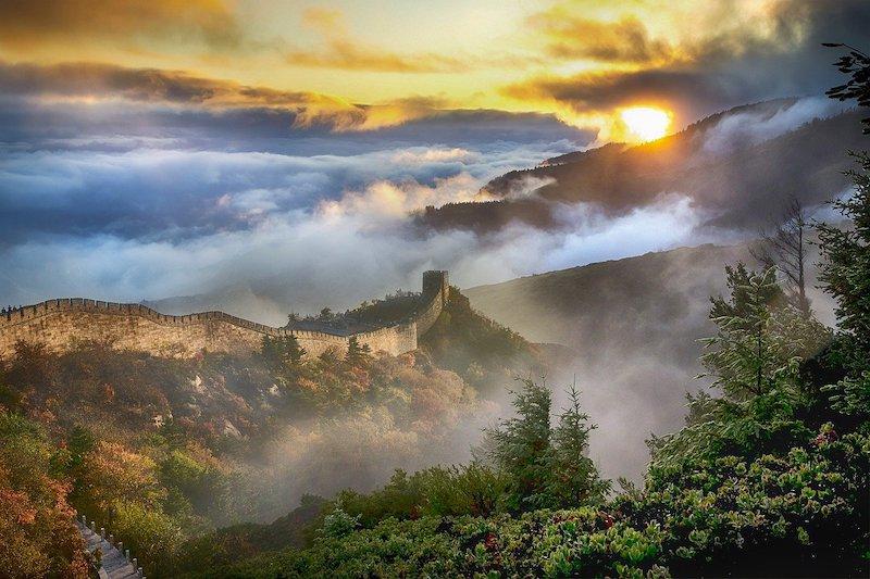 人類の文明世界構築と中国文明