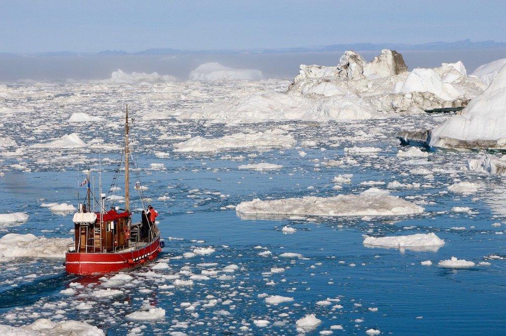 激変する北極海と日本の展望 ―北極域研究船への期待―