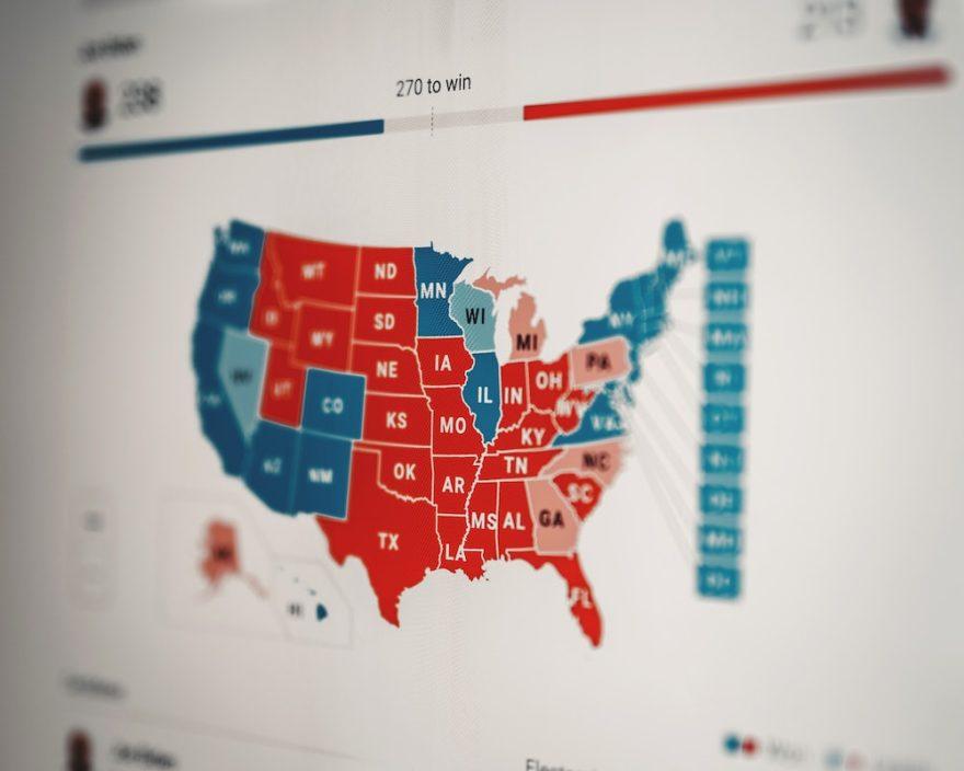 2020年米大統領選挙 「反トランプ」メディアとの闘い